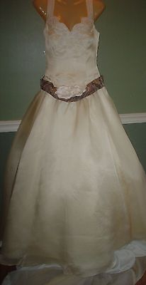 Choose from 4 Wedding Gowns Camo Camouflage Bridal Prom Special NWT CYBER MONDAY