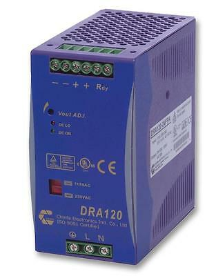 POWER SUPPLY DIN RAIL 24V 120W - DRAN120-24A (Fnl)