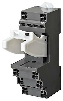 RELAY SOCKET 8POS DIN RAIL SCREW - PYF-08-PU (Fnl)