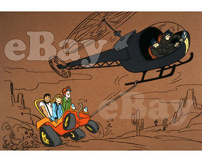 Rare! SPEED BUGGY Cartoon Color TV Photo HANNA BARBERA Studios