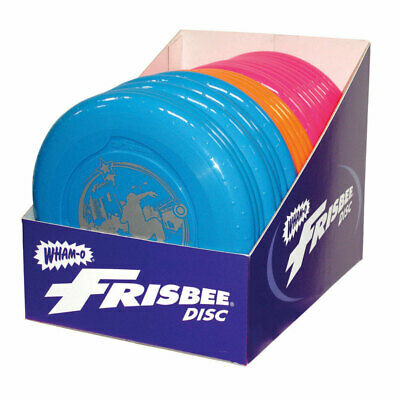 Frisbee Fun Flyer Frisbee 70 Gram Assorted Colors 24 Piece Case of 24