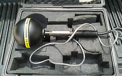 3-Axis Vlf Magnetic Field Probe Ca/crl 405858 Index 04266 S/n 06015