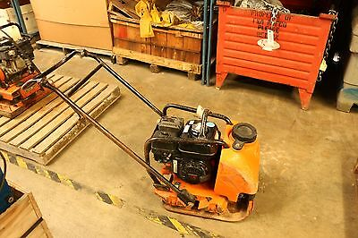 Used Multiquip MVC88VGHW Plate Compactor Honda Gas Engine