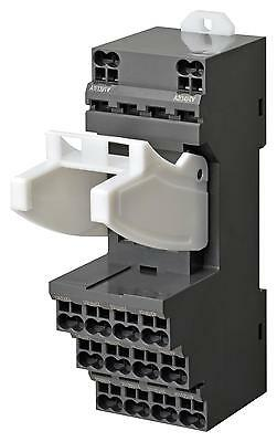 RELAY SOCKET 14POS DIN RAIL SCREW - PYF-14-PU (Fnl)