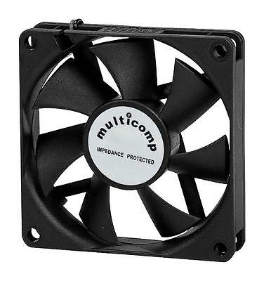AXIAL FAN 120MM 24VDC 138CFM 48DBA - MC33868 (Fnl)