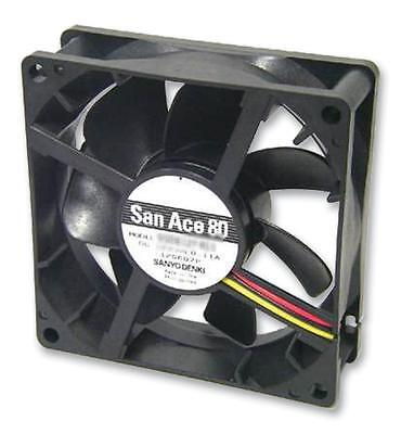 FAN SILENT 80MM 24V MED SPEED - 9S0824M4011 (Fnl)