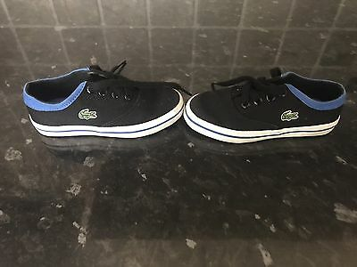 Lacoste Trainers Kids Size 6