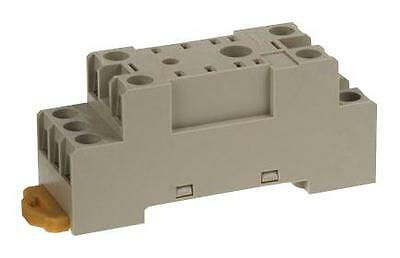 RELAY SOCKET TRACK-MNT 2 POLE 7A - PYF08AN (Fnl)