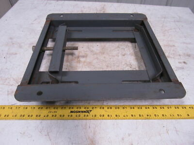 NEMA 287AT Frame Adjustable Motor Mount Slide Bracket NOS