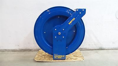 Coxreels EZ-SHL-3100 3/8 In 100 Ft L 300 Max PSI Hvy Dty Spring Return Hose Reel