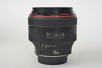 Canon EF 50mm F/1.0 L Ultrasonic