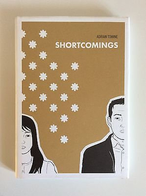 Shortcomings By Adrian Tomine hardback comic book graphic novel Summer Blonde