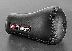 Toyota TRD Motorsport Leather Gear Knob suits most 5 Speed M/T Models