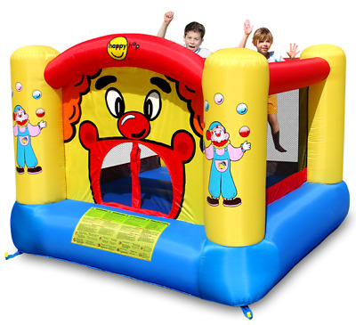 9001 Happy Hop Clown Jumping Castle