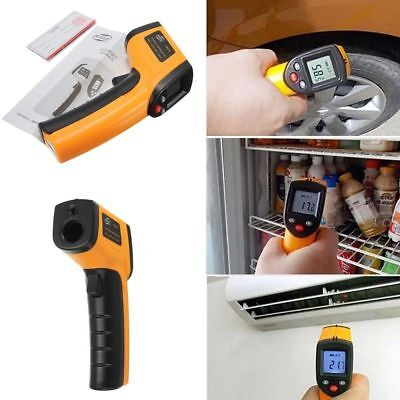 Non-Contact Thermometer Gun Nice LCD IR Laser Infrared Digital Temperature