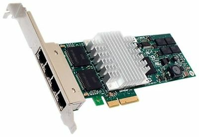 Genuine Official Hp Nc364T Pci Express Quad Port Gb 436431-001 Nic Network Card