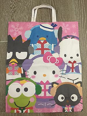 Sanrio Japan Store Shopping Paper Bag Hello Kitty