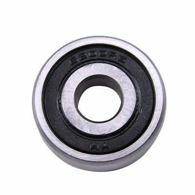 10mm x 30mm x 9mm Deep Groove Roller-Skating Ball Wheel Bearings 6200RS