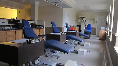 6 Ortho Chairs In Excellent Condition For Sale........