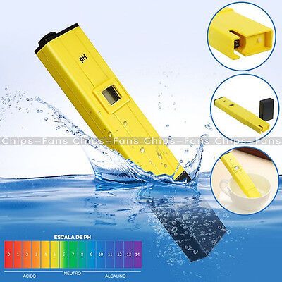 Mini LCD Digital Pen Aquarium Pool Water Test Meter Measure PH Tester Safe Tools