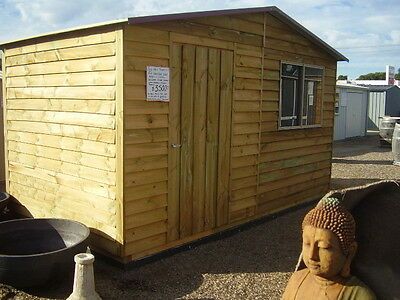 Timber Garden Shed 4.05 x 2.35