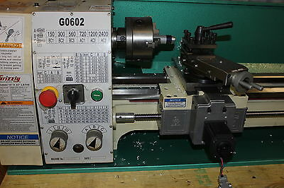 Cnc Lathe Ballscrew Conversion Kit Fits The Grizzly G0602,g0752 10X22 Lathes