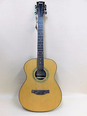 Martin Klema  K300JC solid cedar top acoustic guitar with bag