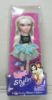 Original Boxed Bratz Stylin' Doll - Cloe