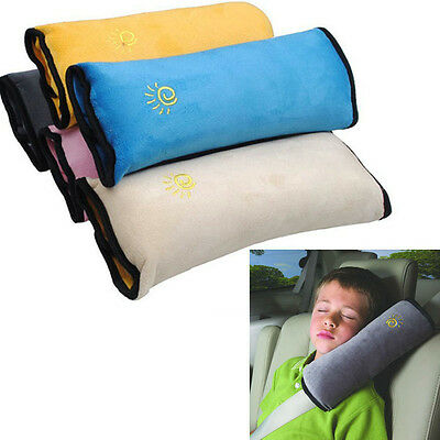 Baby Pillow Car Safety Belt Vehicle Harness Shoulder Pad For Children Practical