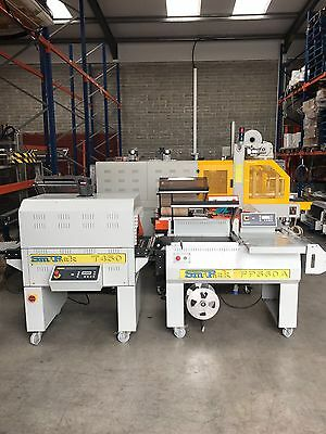 Smipack L/sealer Shrink Wrapper Shrink Wrapping Machine