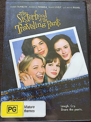 Sisterhood Of The Traveling Pants (DVD)   Region 4 - New and Sealed