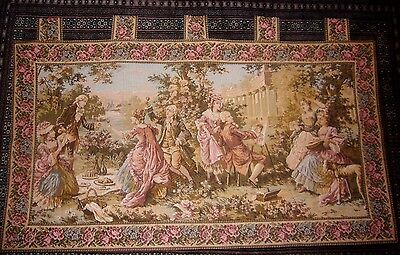 Tapestry Goblys Made in France / French Country Tapestry