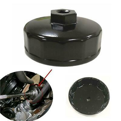74mm Oil Filter Wrench Cap Style Housing Tool Remover For VW Volkswagen Golf