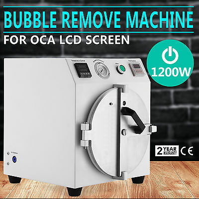 Bubble Entfernen Maschine Größe Oca  Autoklav Free Warranty Hot Good Brand New
