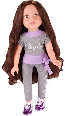 Chad Valley Design-a-Friend Dancer Ballerina Doll - Darcy