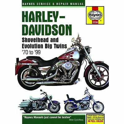 Manual Haynes for 1986 H/Davidson FLHTC 1340 Electra Glide Classic