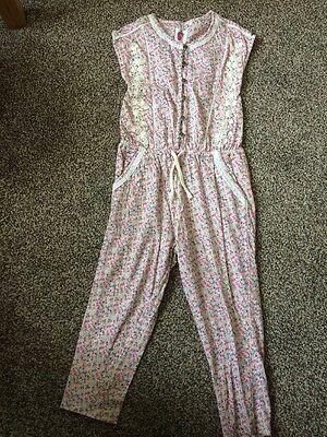 Next Girls Jumpsuit Size 2-3 Years