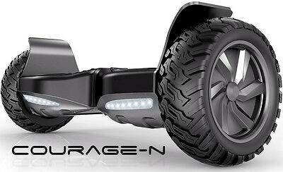 """8.5"""" Electric Balancing Scooter 2 Wheels Smart Off-Road Skateboard"""