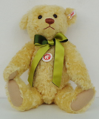 Steiff British Collector's 2016 Teddy Bear Limited Edition Box & Certificate