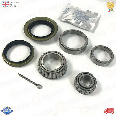 FORD TRANSIT 2.5D 2x Wheel Bearing Kits Front 91 to 00 QH 1053115 1583567 New