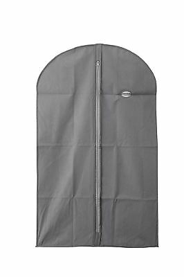 New Mens Suit Garment Zip Up Bag Protector Storage Hanging Cover 60 X 100Cm