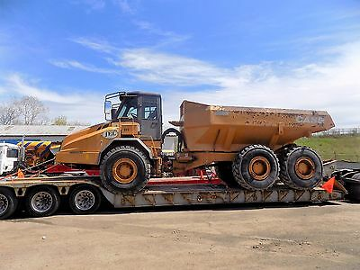 2005 CASE 330 Haul Truck / Articulating Dump Truck / Off Road 30 Ton Rock Truck