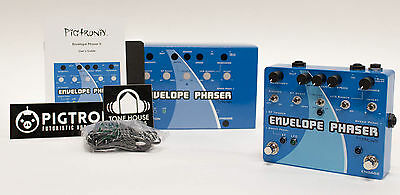 Pigtronix Envelope Phaser - Envelope and Rotary Phaser Guitar Effect Pedal EP-2
