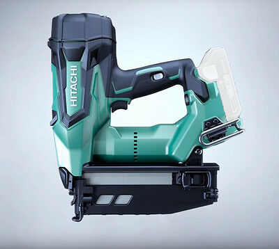 Hitachi Nt1865 Dbsl/j4 18V Brushless Cordless 16G Straight Nailer Naked