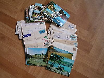 Lot Cartes Postales Sm Couleur France Etranger