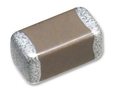10 X SMD Multilayer Ceramic Capacitor, 0603 [1608 Metric], 270 pF, 100 V, ± 5%,
