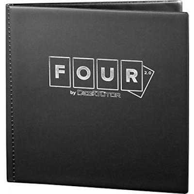 DeckTutor - FOUR 2.0 - 12-Pocket Portfolio - OVP