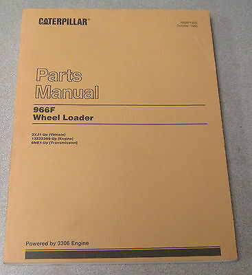 caterpillar 3306 parts manual pdf