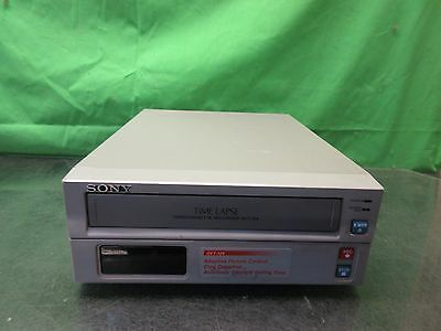Sony Time Lapse VCR - SVT124P (tested working) no remote ~