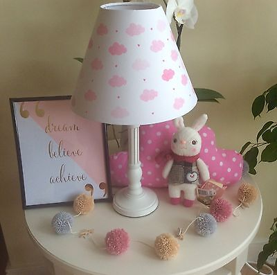 Zara home lamp and free accessories new baby's kids rooms